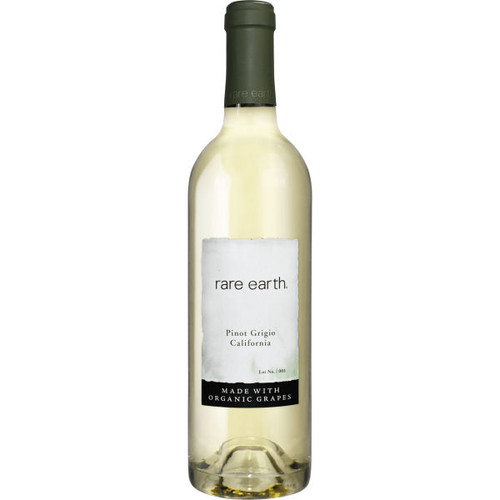 Rare Earth Organic California Pinot Grigio