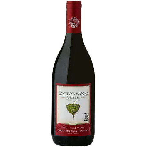 Cottonwood Creek California Red Wine