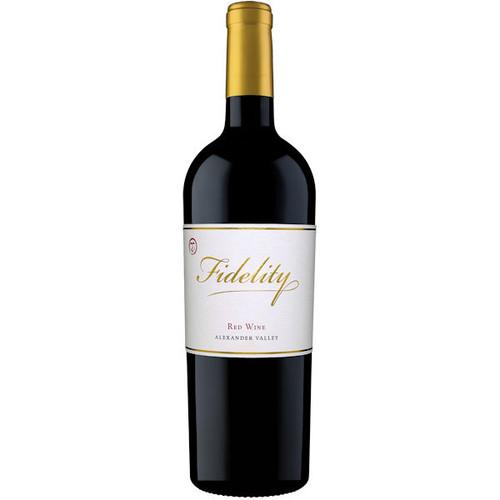 Fidelity by Goldschmidt Crazy Creek Alexander Red Wine