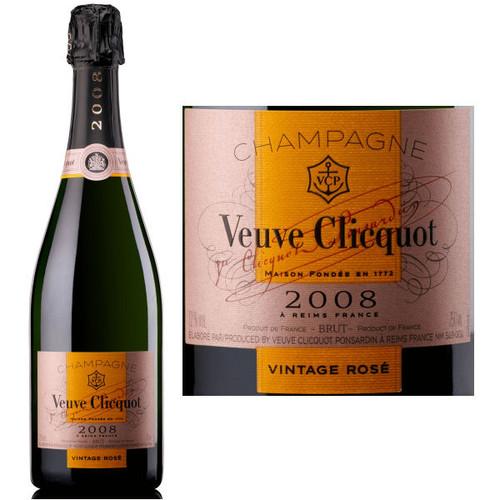 Veuve Clicquot Brut Rose Vintage