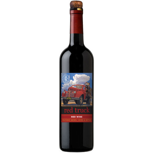 Red Truck California Red Blend