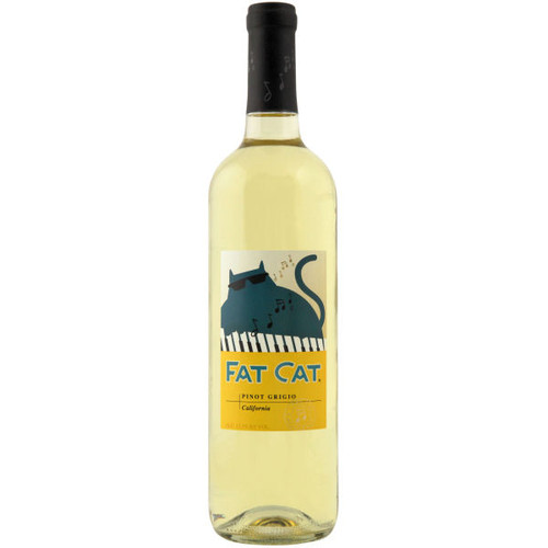Fat Cat California Pinot Grigio