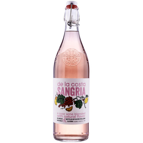Glunz de la Costa Sangria Rose Wine California 1L