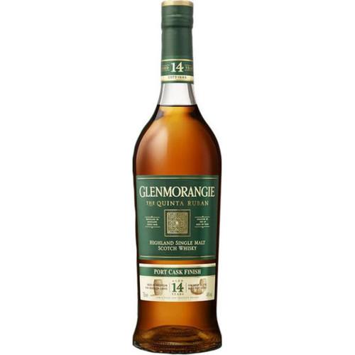 Glenmorangie The Quinta Ruban 14 Year Old Single Malt Scotch 750ml