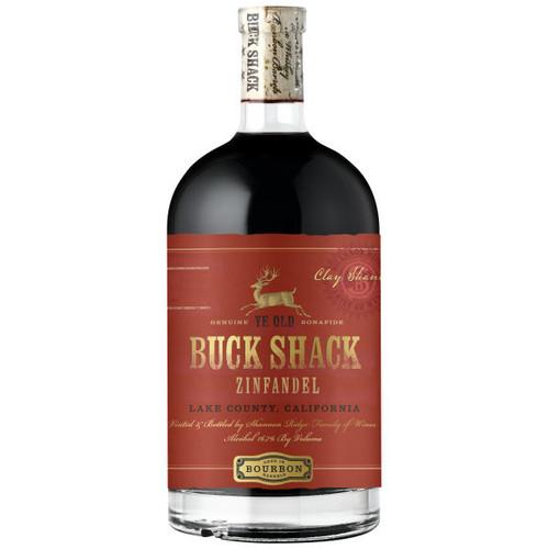 Buck Shack Bourbon Barrel Aged Lake County Zinfandel