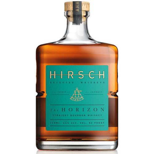Hirsch THE HORIZON Straight Bourbon Whiskey 750ml