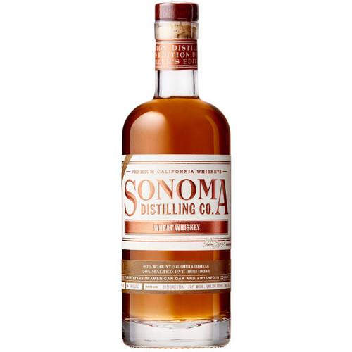 Sonoma Distilling Wheat Whiskey 750ml