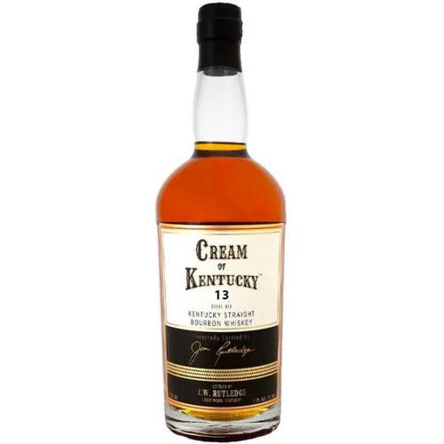 J.W. Rutledge Cream Of Kentucky 13 Year Old Straight Bourbon Whiskey 750ml