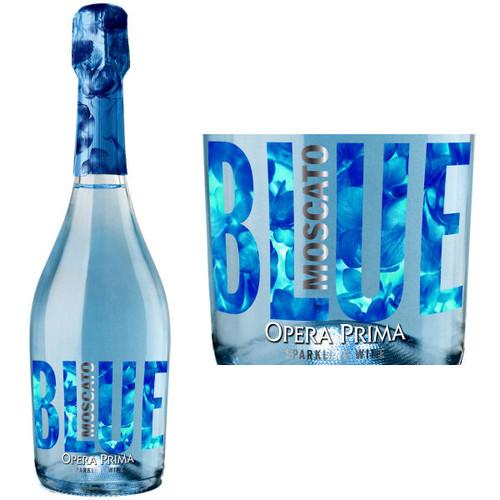 Opera Prima Sparkling Blue Moscato NV