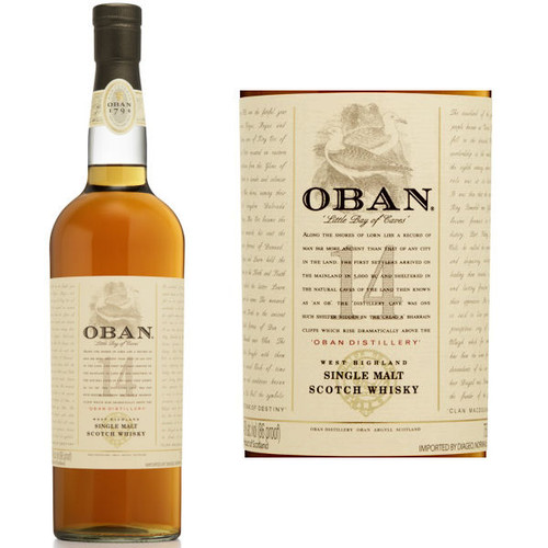 Oban 14 Year Old Highland 750ml