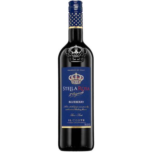 Il Conte d'Alba Stella Rosa Blueberry NV (Italy)