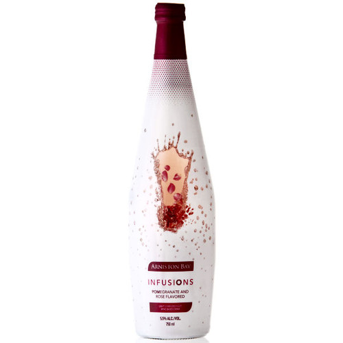 Arniston Bay Infusions Pomegranate & Rose 750ml