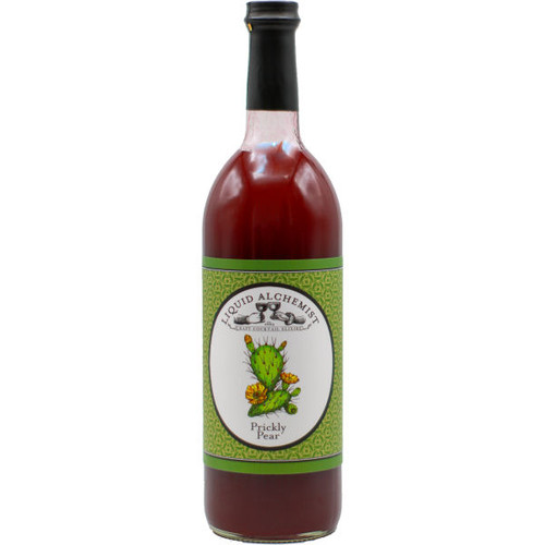 Liquid Alchemist Prickly Pear Syrup 150ml