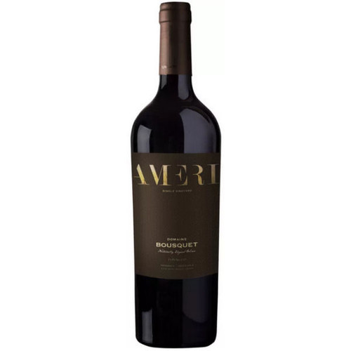 Domaine Bousquet AMERI Single Vineyard Red Blend Organic