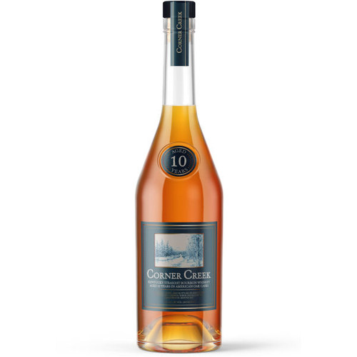 Corner Creek 10 Year Old Kentucky Straight Bourbon Whiskey 750ml