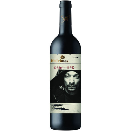 19 Crimes Snoop Dogg Cali Red Blend