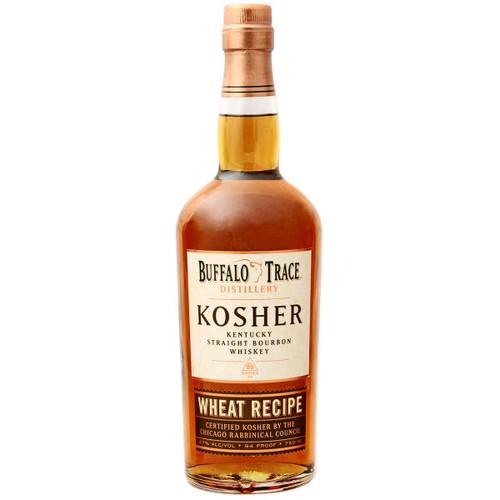 Buffalo Trace Kosher Wheat Recipe Kentucky Straight Bourbon Whiskey 750ml