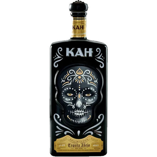 Kah Day of the Dead Anejo Tequila