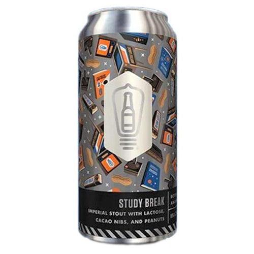 Bottle Logic Study Break Imperial Stout 16oz Can