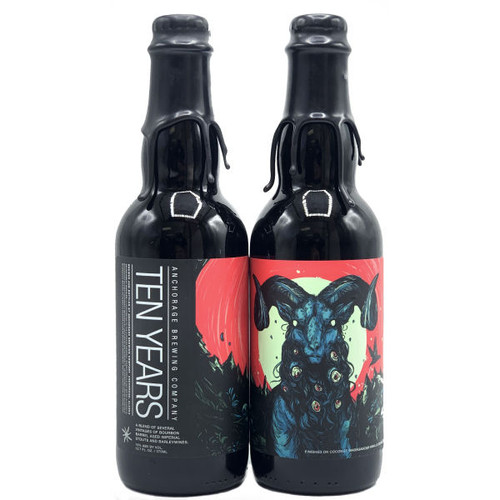 Anchorage Brewing Ten Years 375ml