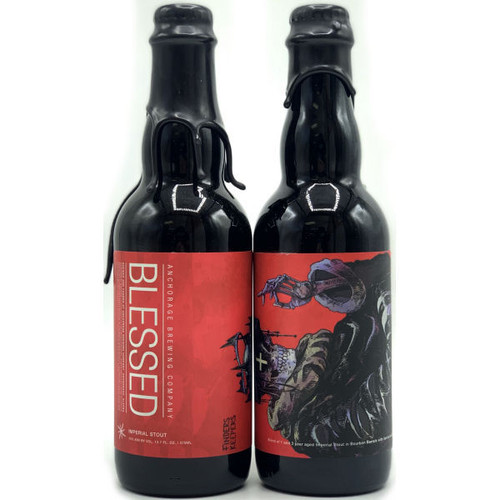 Anchorage Brewing Blessed Imperial Stout 375ml
