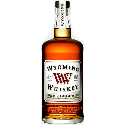 Wyoming Whiskey Small Batch Bourbon Whiskey 750ml