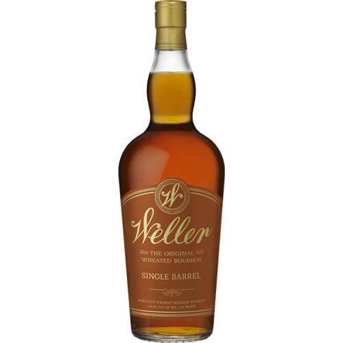 W.L. Weller Single Barrel Bourbon Whiskey 750ml