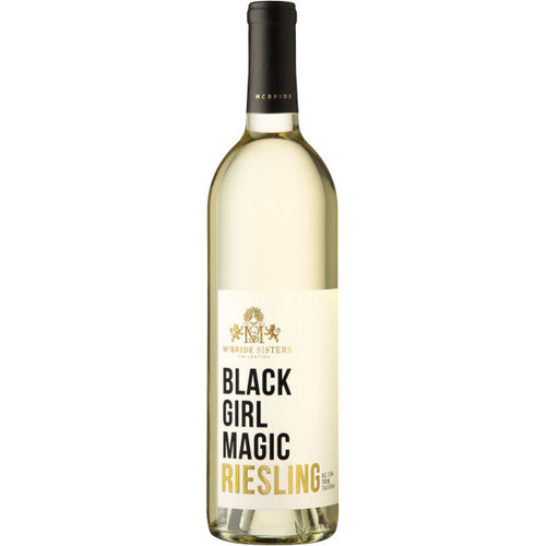 McBride Sisters Collection Black Girl Magic Central Coast Riesling