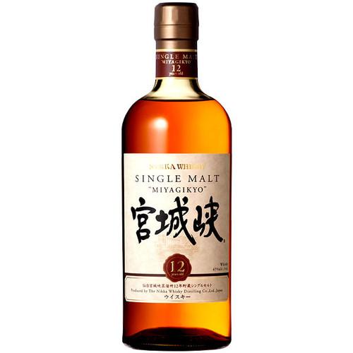 Nikka Single Malt Miyagikyo Whisky 750ml