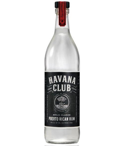 Havana Club Anejo Blanco Puerto Rican Rum 750ml