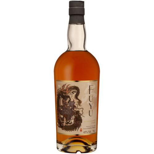 FUYU Mizunara Finish Japanese Blended Whisky 750ml