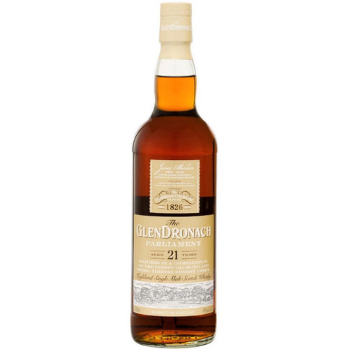 The Glendronach Parliament 21 Year Old Highland 750ml