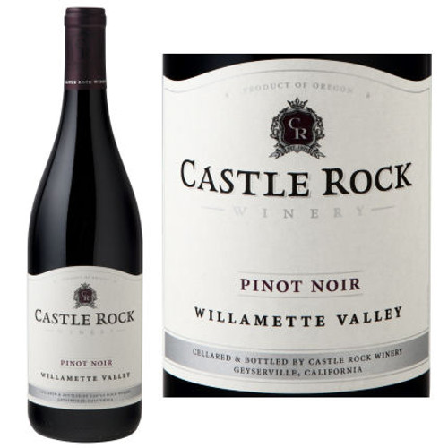Castle Rock Willamette Valley Pinot Noir Oregon