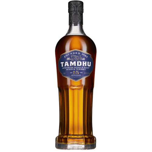 Tamdhu 15 Year Old Speyside Single Malt Scotch 750ml