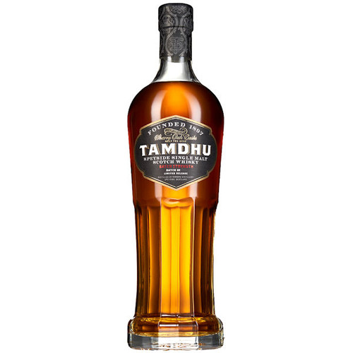 Tamdhu Batch Strength No. 004 Speyside Single Malt Scotch 750ml