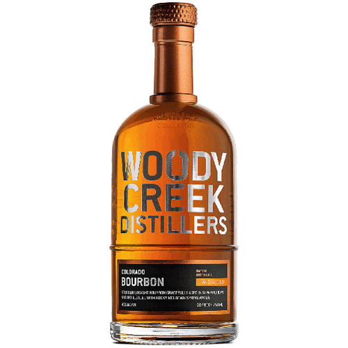Woody Creek Distillers Colorado Straight Bourbon 750ml