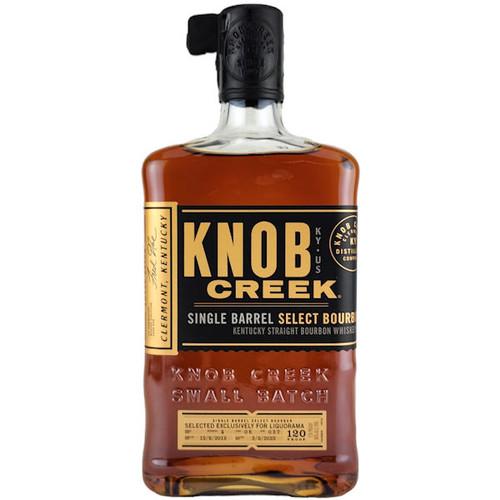 Knob Creek Single Barrel Select Kentucky Straight Bourbon Whiskey 750ml