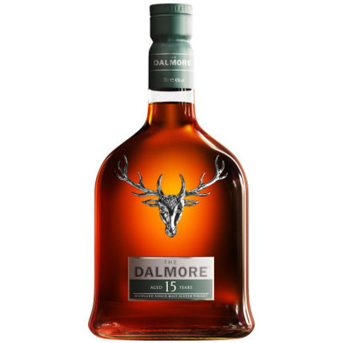 The Dalmore 15 Year Old Highland 750ml