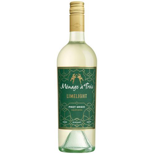Menage a Trois California Limelight Pinot Grigio