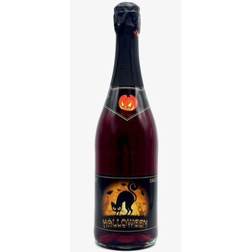 Halloween Black Cat Sweet Red Sparkling NV (Germany)