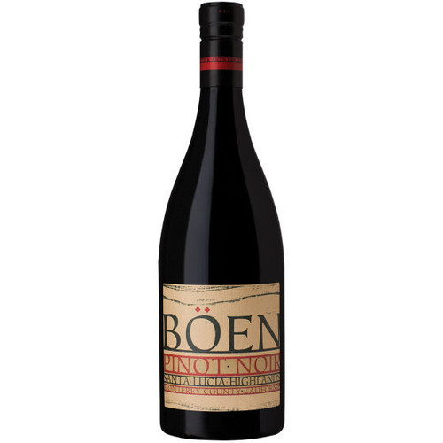 Boen Santa Lucia Highlands Pinot Noir