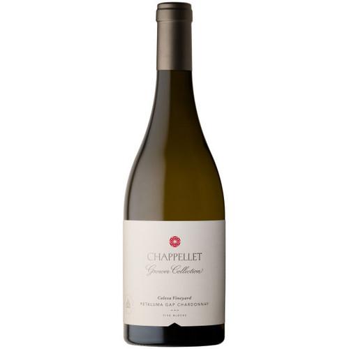 Chappellet Calesa Vineyard Petaluma Gap Chardonnay