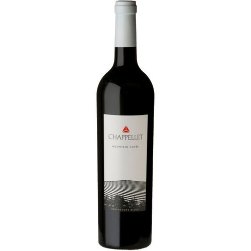 Chappellet Mountain Cuvee Napa Proprietor's Red Blend