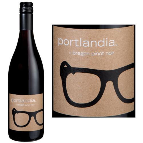 Portlandia Oregon Pinot Noir