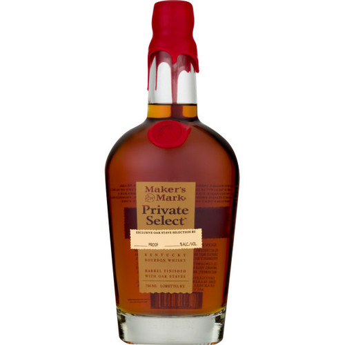 Maker's Mark Private Select Bourbon Whisky 750ml