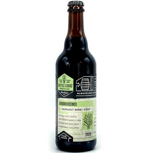 Bottle Logic Arborescence Barrel-Aged Hazelnut Berry Stout 2020 500ml