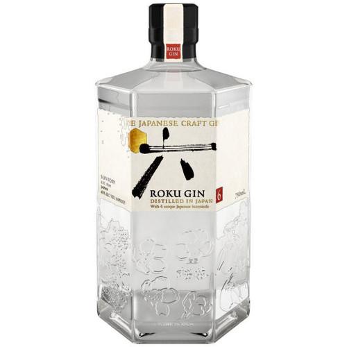 Suntory Roku Japanese Gin 750ml