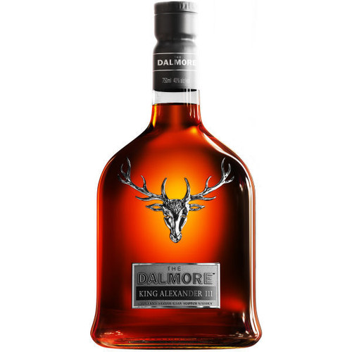 Dalmore King Alexander III Highland Single Malt Scotch 750ml