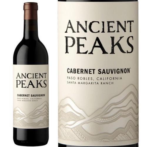 Ancient Peaks Santa Margarita Ranch Paso Robles Cabernet