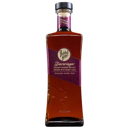 Rabbit Hole Dareringer Sherry Cask Finish Straight Bourbon Whiskey 750ml